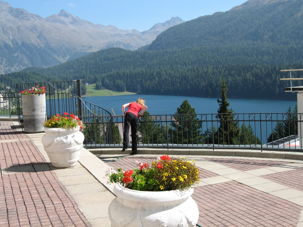 What to do in St Moritz