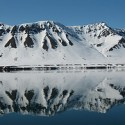 Spitsbergen in the Svalbard Archipelago