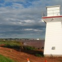 Lighthouse in Summerside, Prince Edward Island, Canada
