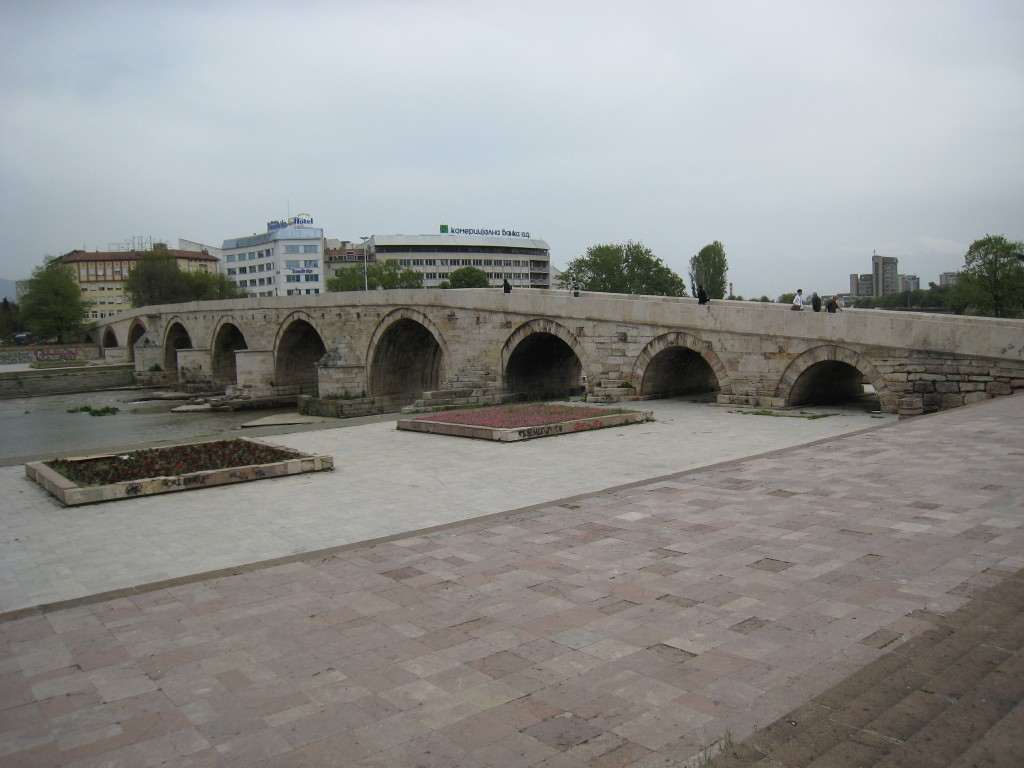 Skopje things to do