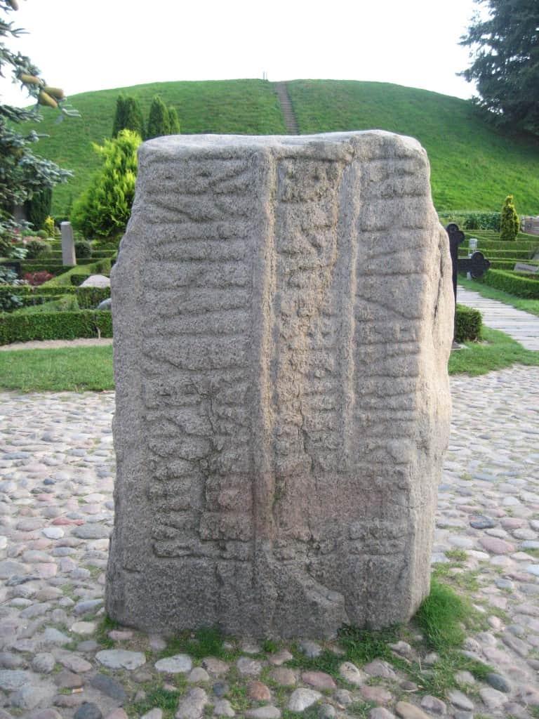 Jelling Stones, Denmark