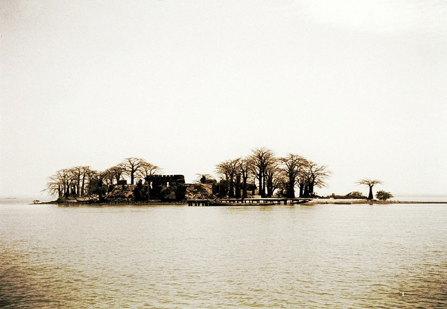 Kunta Kinteh Island