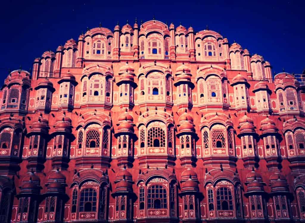 hawa Mahal, pink palace