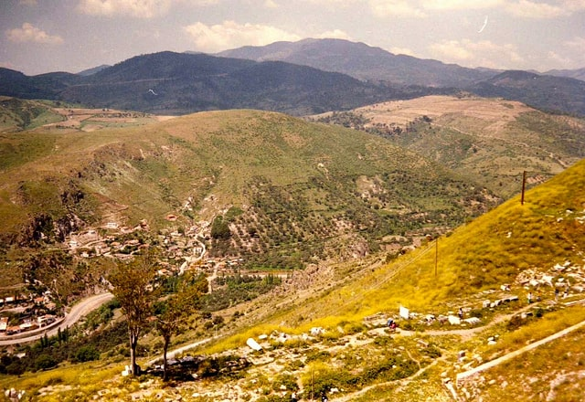 Pergamon landscape