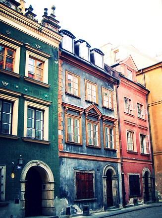 Warsaw scenes