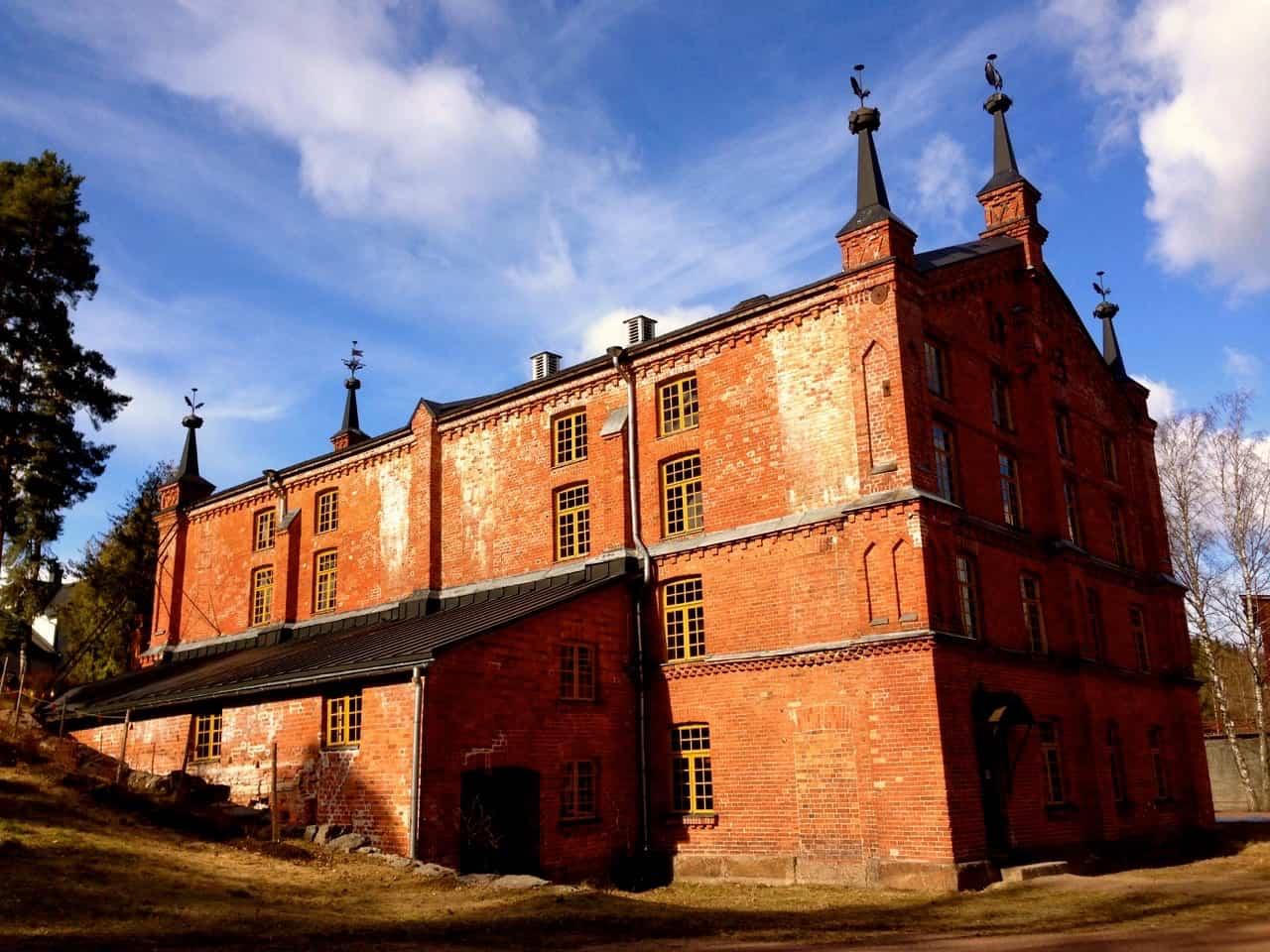 Verla Finland Unesco | Sophie's World Travel Inspiration