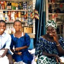 At the market in Banjul