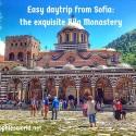 Daytrip from Sofia_ the exqiosite Rila Monastery