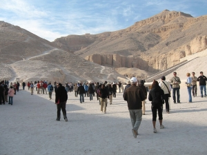 Valley of the Kings, near Luxor, Egypt