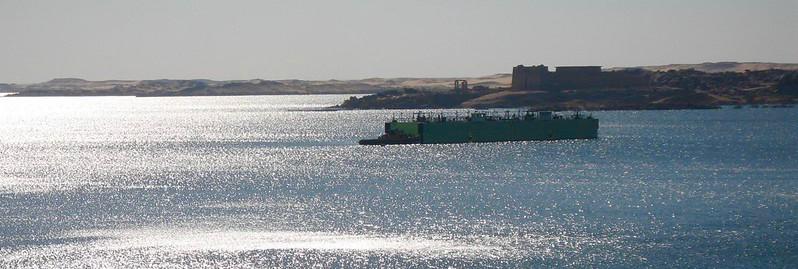Aswan, Egypt, High Dam, Lake Nasser
