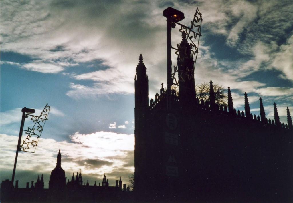 Visiting Cambridge