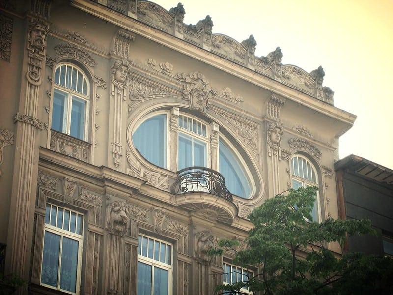 Art Nouveau in Riga, Latvia