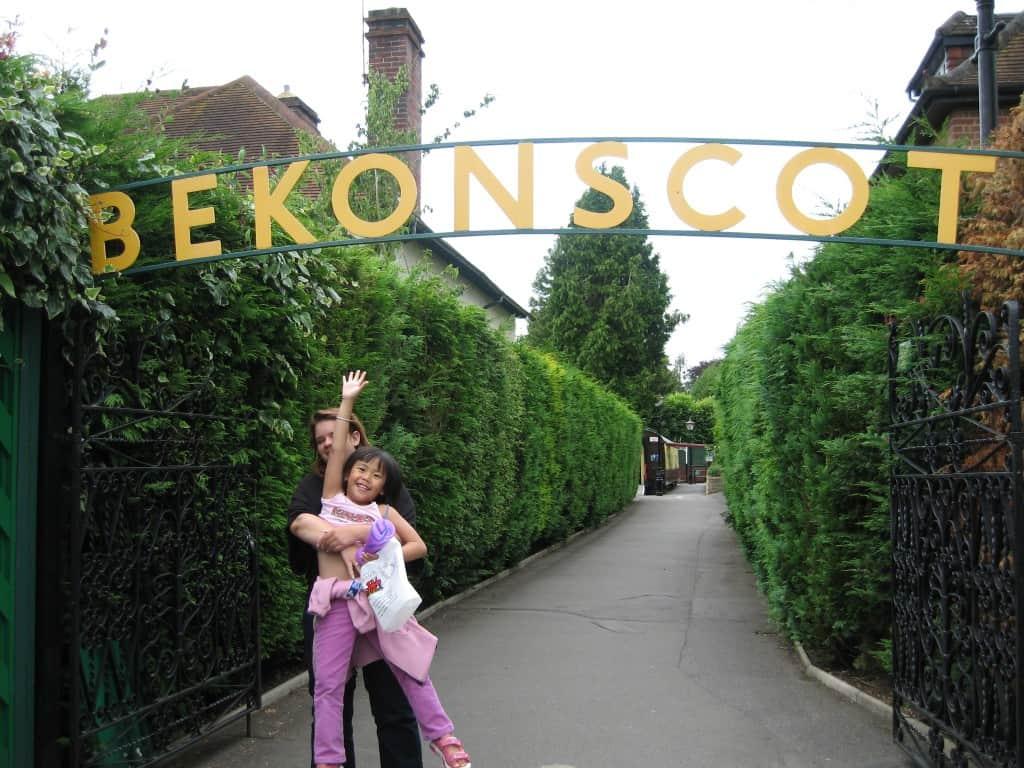 Bekonscot Model Village, England