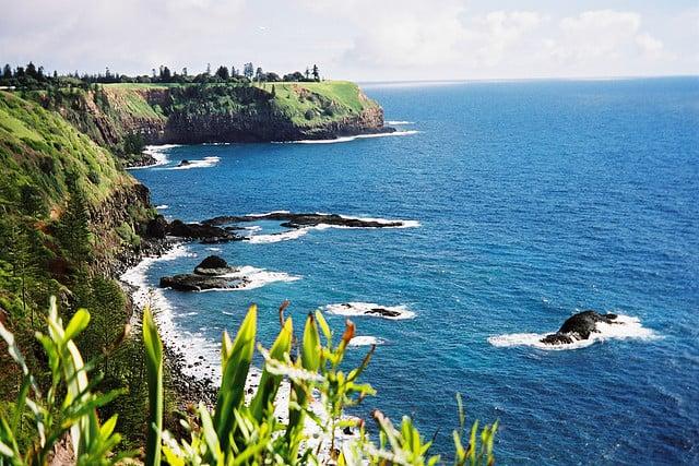 Norfolk Island, Pacific