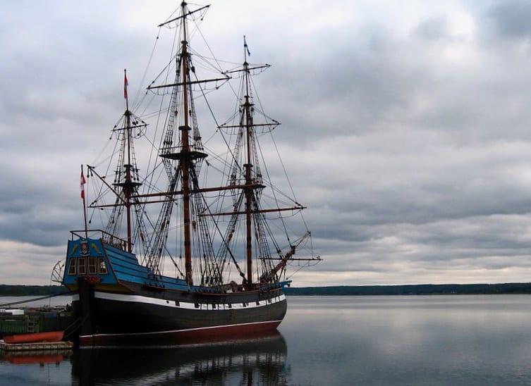 The Hector, Pictou, Nova Scotia