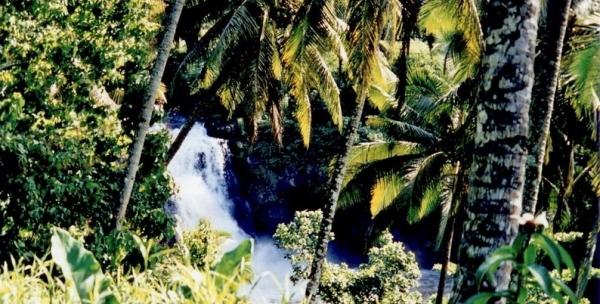 Falefa Falls, Samoa