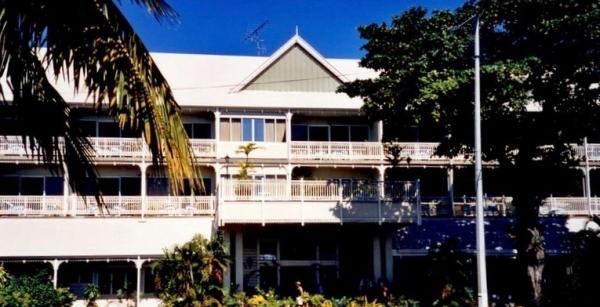 Aggie Grey hotel, Apia, Samoa