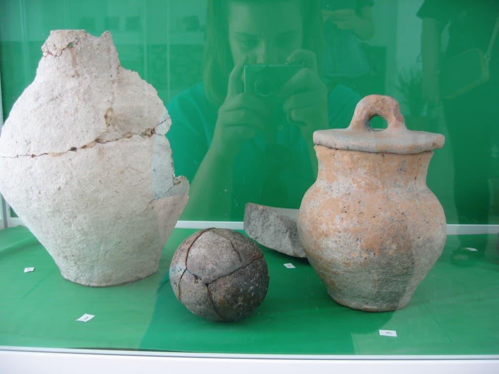 Orheiul Vechi, Moldova - archaeological museum