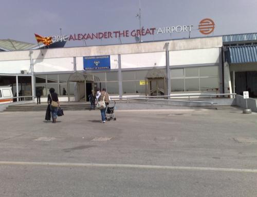 The Macedonian naming dispute