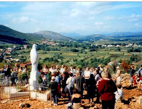 Where in the world: Medjugorje