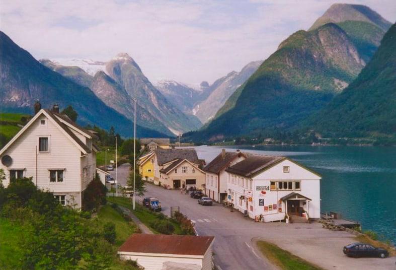 Fjærland, Norway