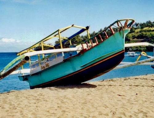 Travel photo – Lombok fishing boat
