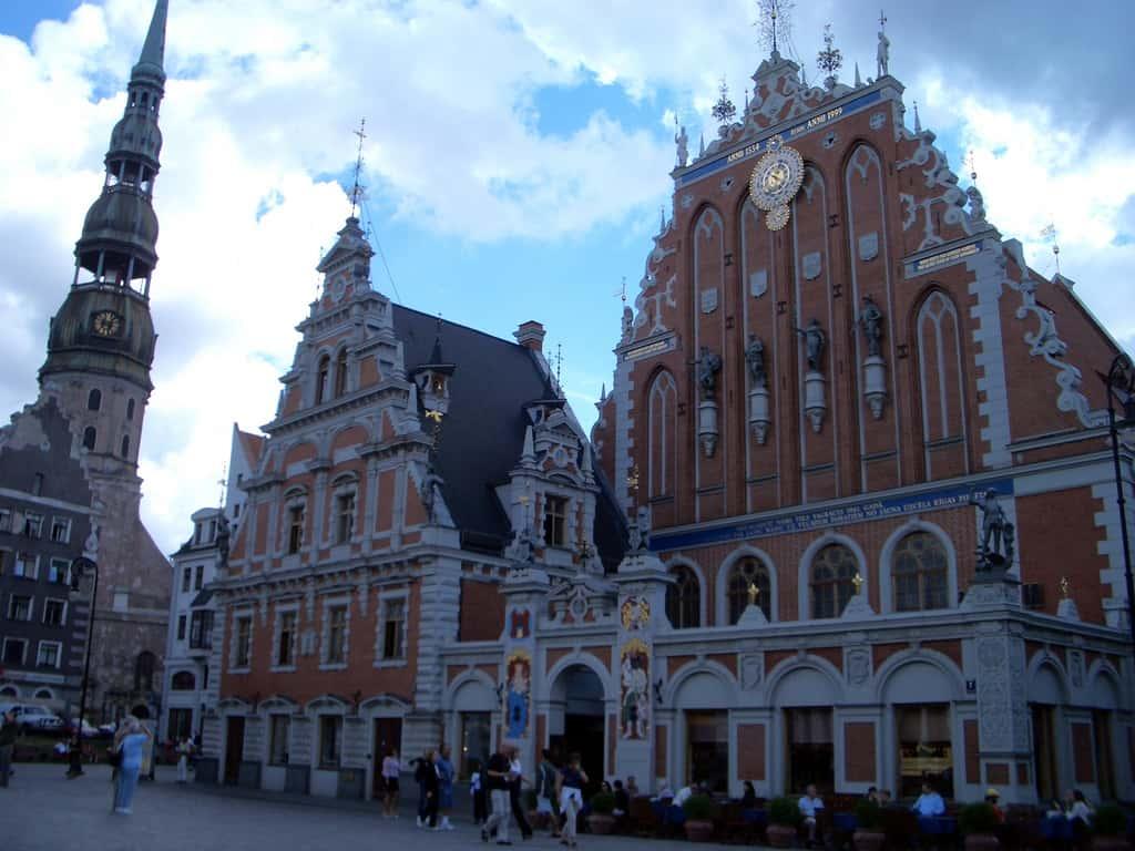 Vecriga, Old Town Riga, Latvia