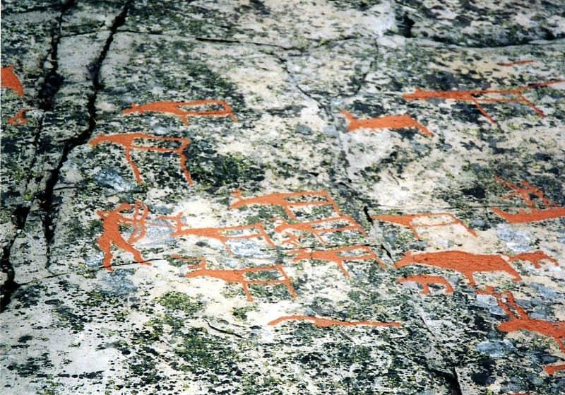 UNESCO Arctic Rock art, Alta, Norway