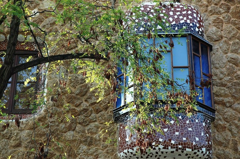 Gaudi - Parc Guell, Barcelona