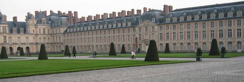 Fontainebleau, UNESCO World Heritage