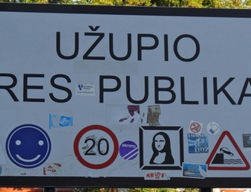 The Republic of Užupis – a micro-nation
