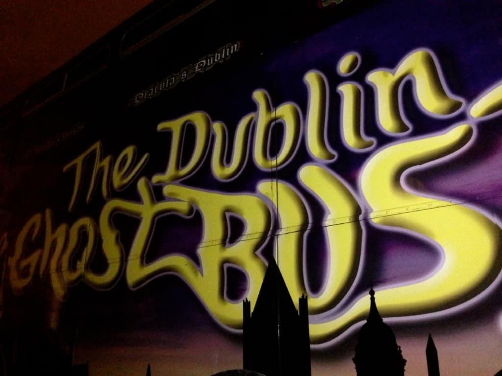 Dublin Ghost Bus