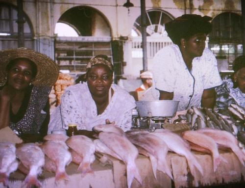 World at a Glance: Maputo fish market