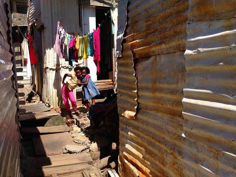 Imizamo Yethu township, Cape Town
