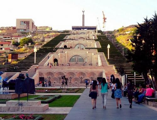 Yerevan – a photo essay