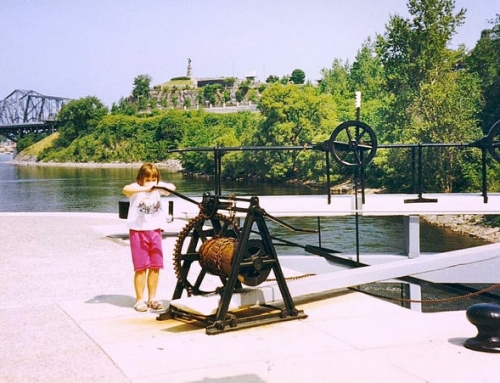 Ottawa's picturesque Rideau Canal
