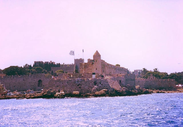 Medieval Rhodes