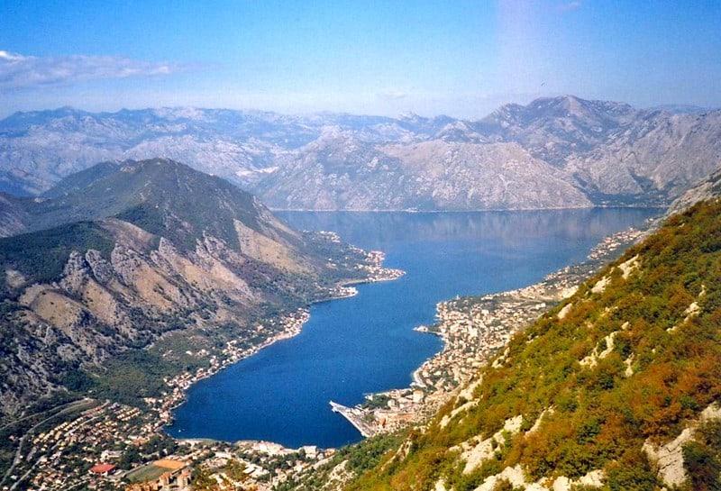 Kotor Bay, Montenegro - UNESCO