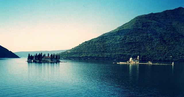 Bay of Kotor islands, Montenegro