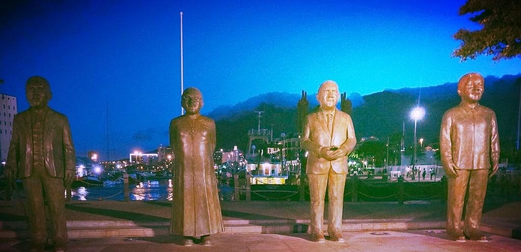 Nobel Square, Cape Town