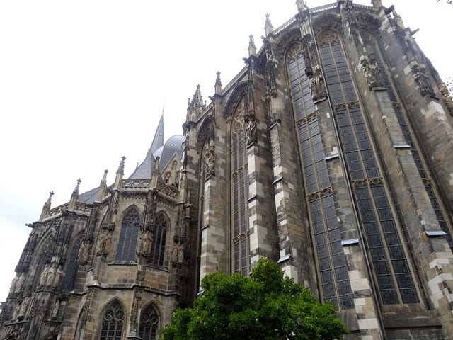 Aachen Cathedral IV