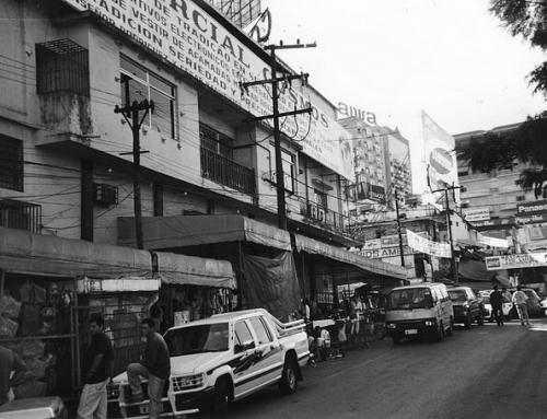 Silent Retro Sunday: Ciudad Este, Paraguay, 1997