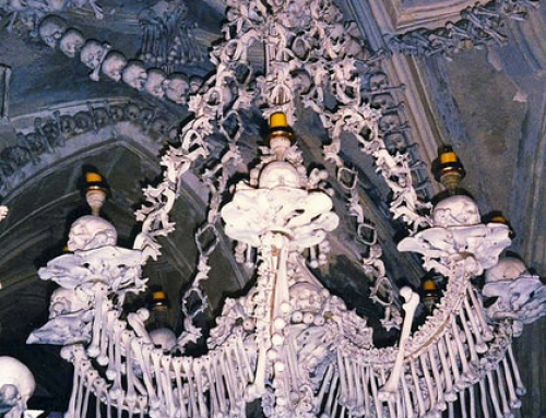 World at a Glance: The Bone Church at Sedlec
