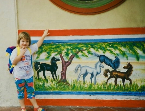 Melaka and memories of travelling with children