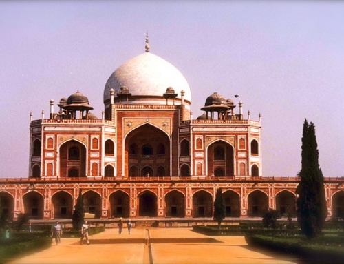 World at a Glance: Humayun's Tomb