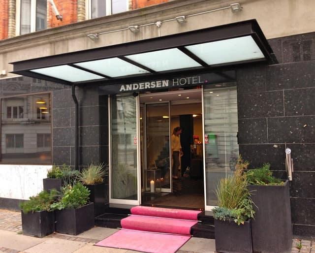 Andersen hotel k benhavn sophie 39 s world travel inspiration for Andersen boutique hotel copenhagen