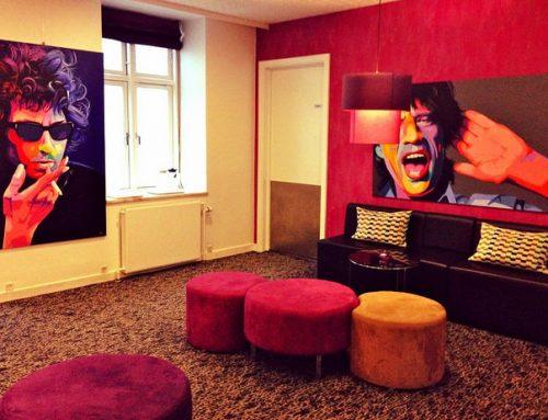Andersen hotel: chic og urbant i København