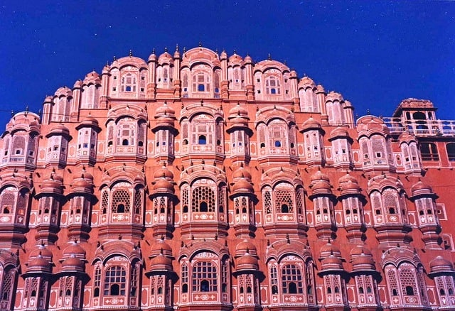 The colours of Rajasthan