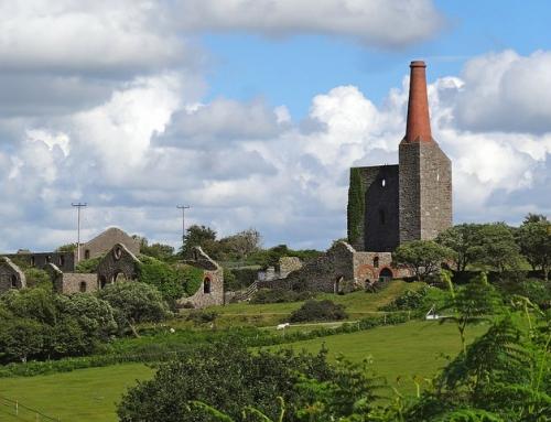 World at a Glance: Cornwall mining landscapes