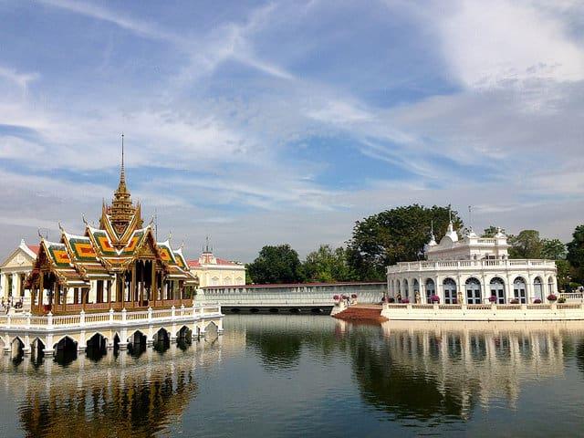 bangkok day trip -Ayutthaya